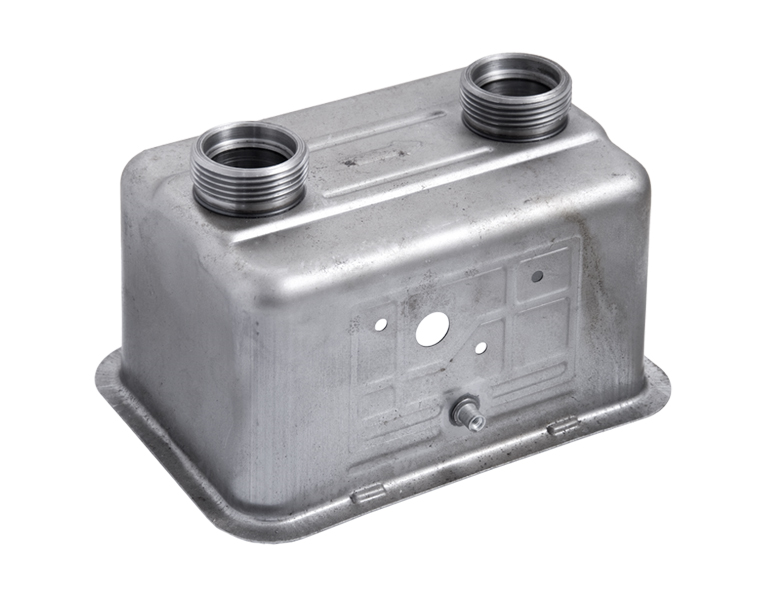 gas meter container